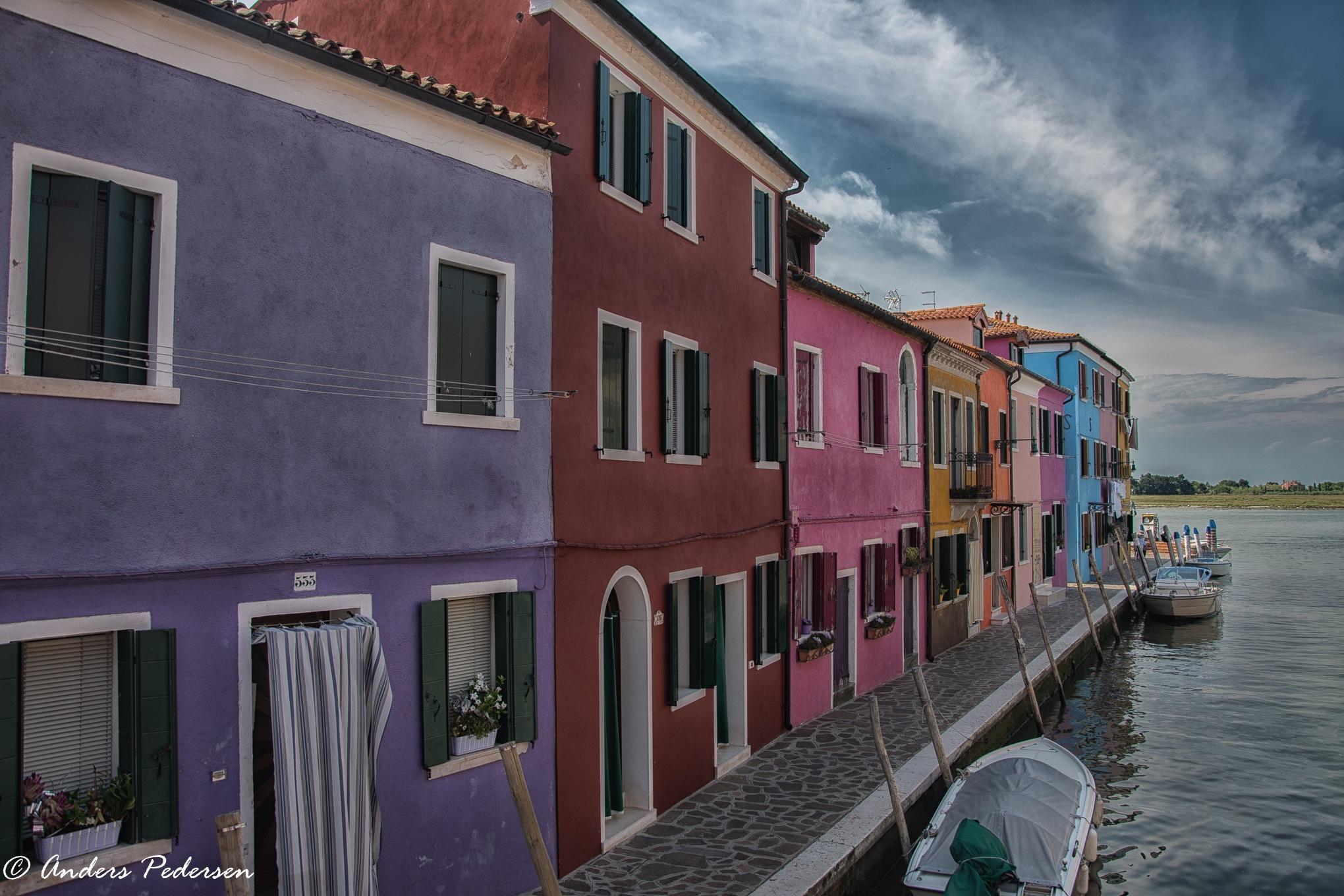 Italy by Anders Pedersen
