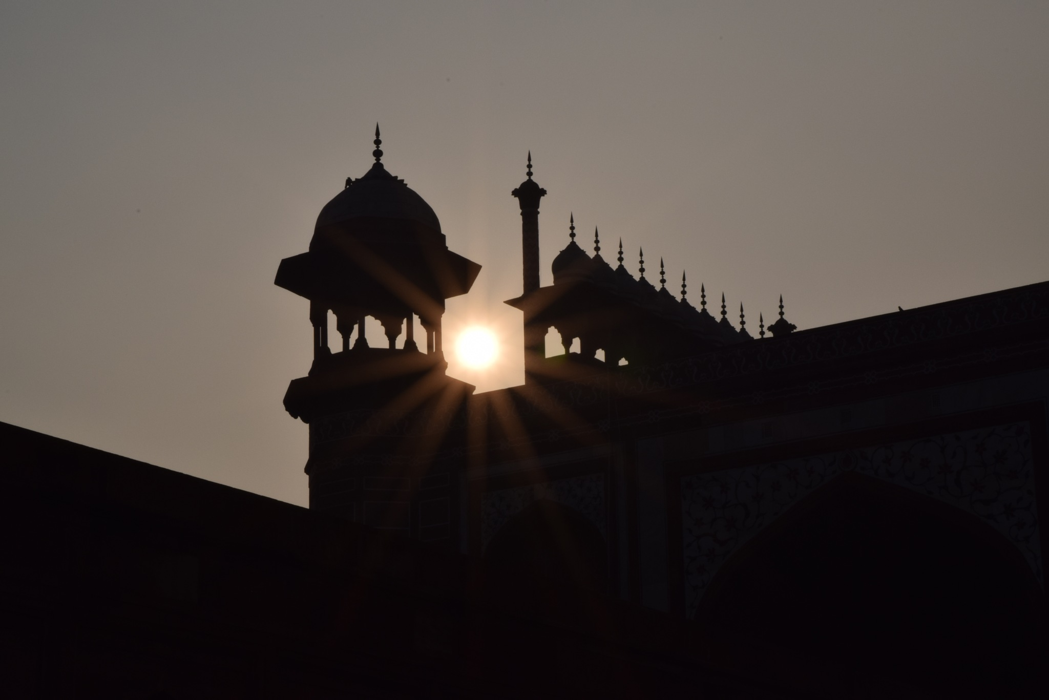Photo in Architecture #incredibleindia #india #tajmahal #places #architecture #history #sunsets #buildings