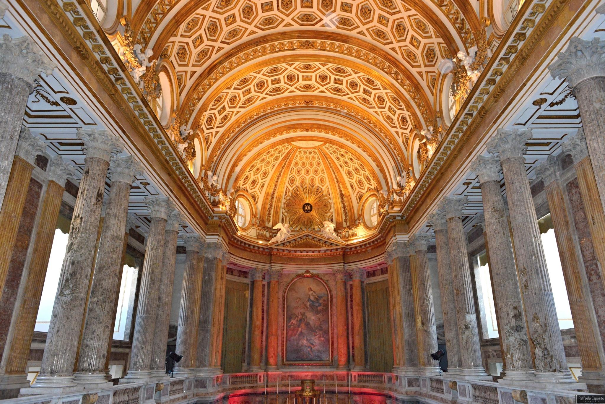 Cappella Palatina by Raffaele Esposito