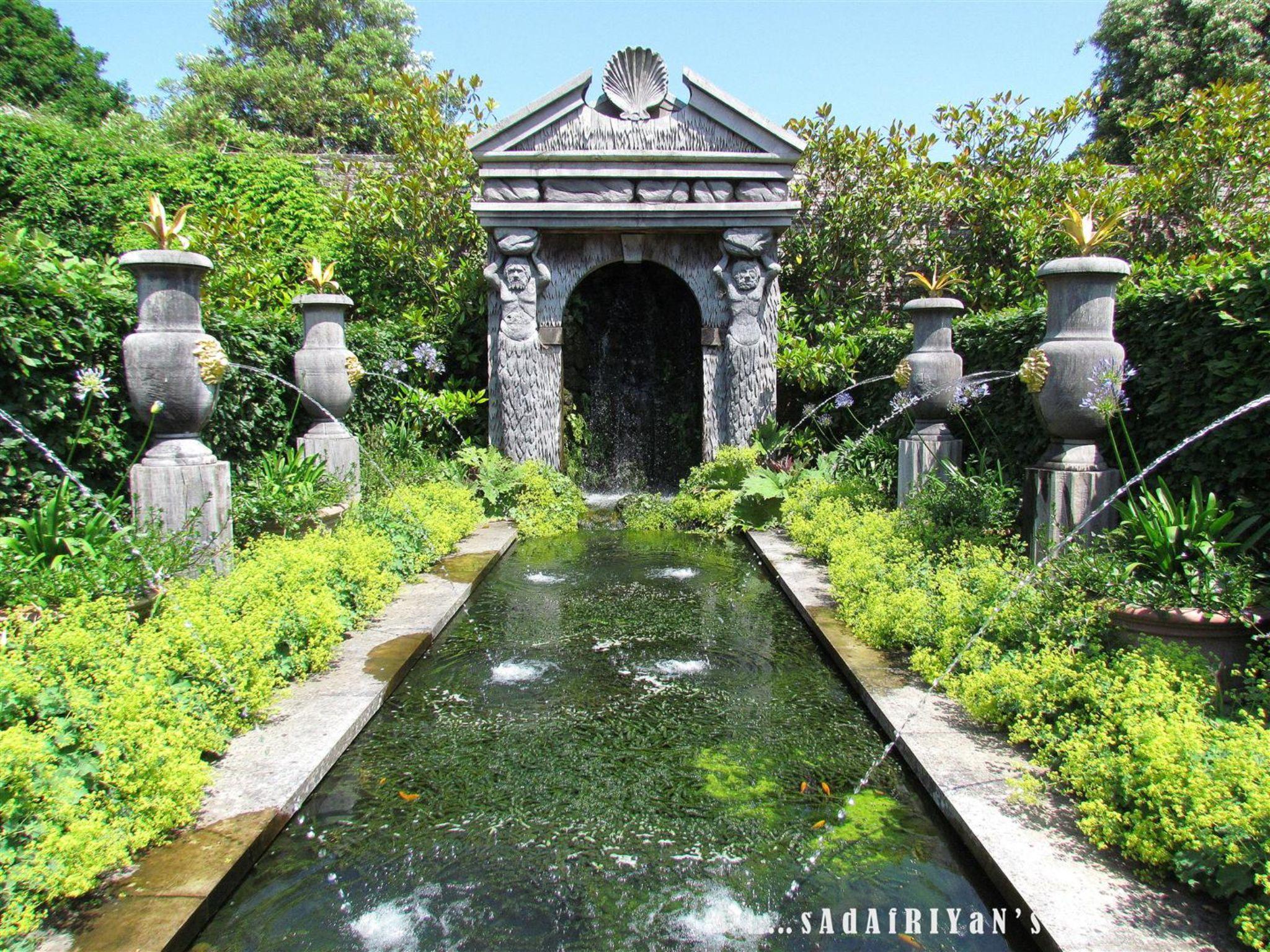 the earl's garden by sadafriyan