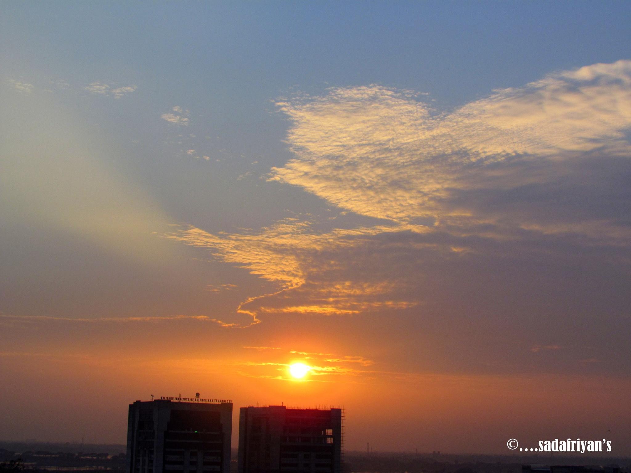 good afternoon by sadafriyan