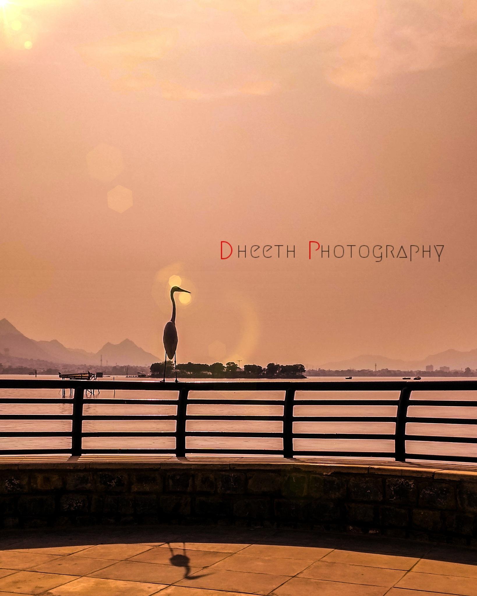 Ana Sagar lake by Dheeth Photography