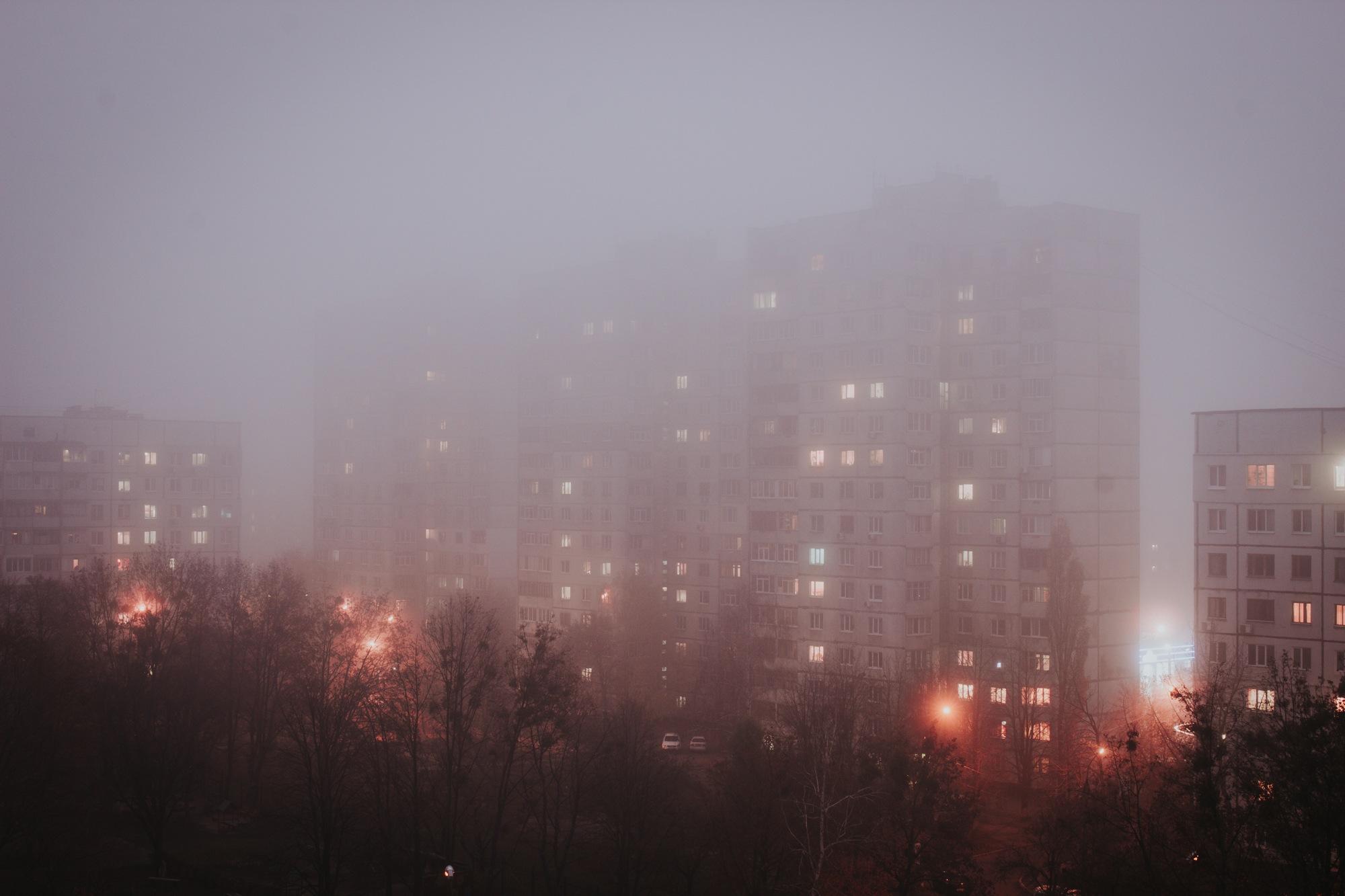 Fog. Vol. 1 by Yaroslav Yersak