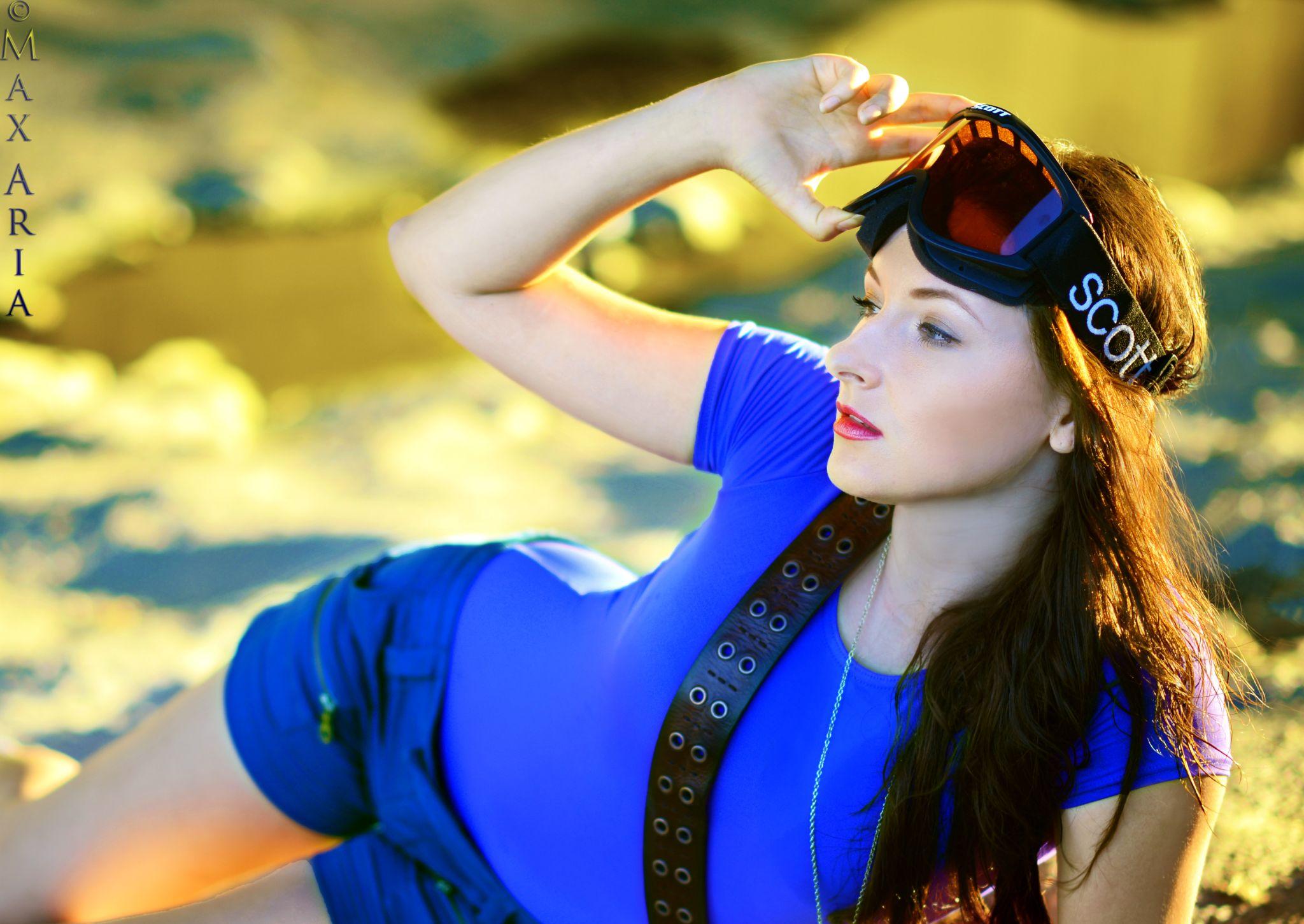 Anna Bazarkina by Max Aria