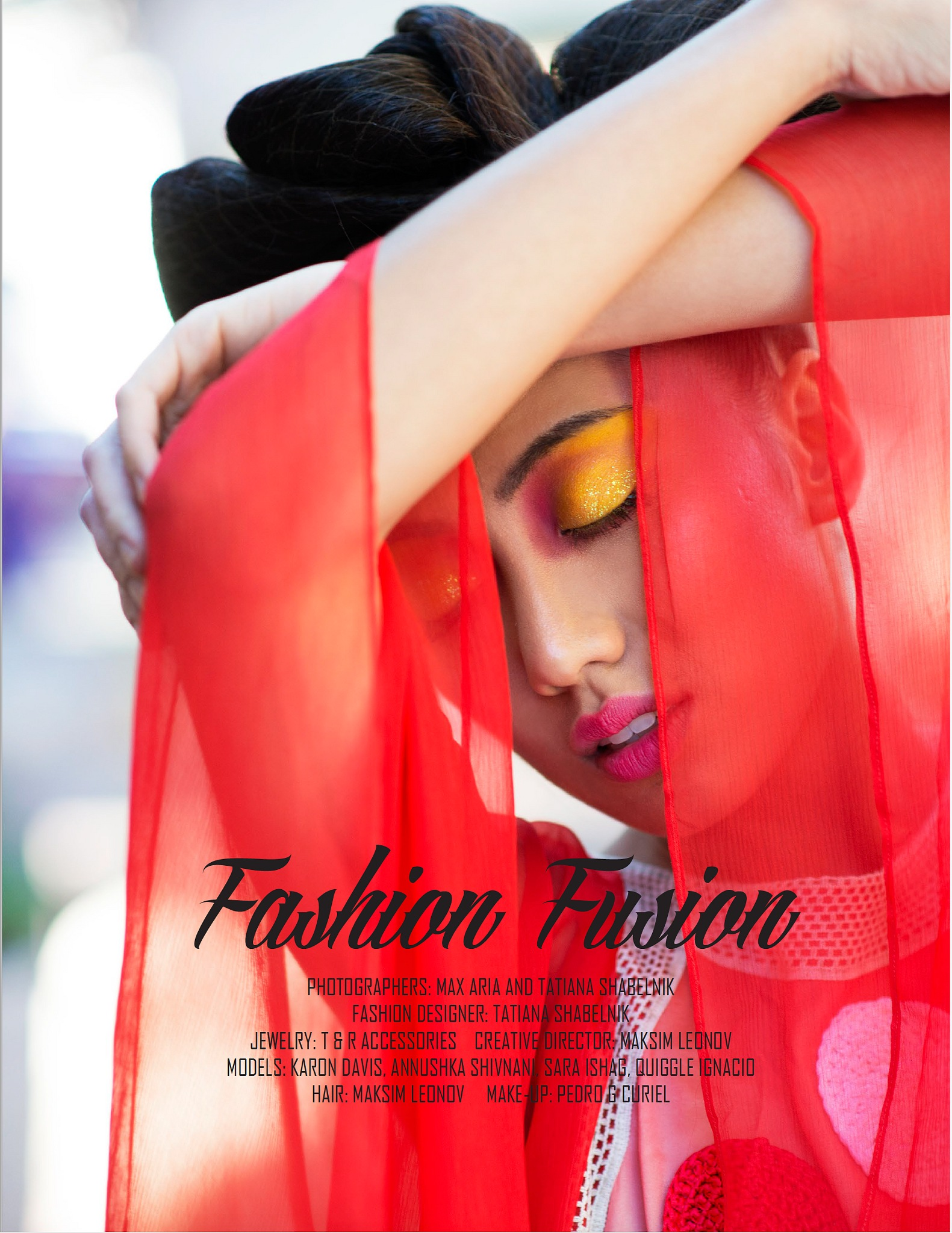 Fashion Fusion by Max Aria