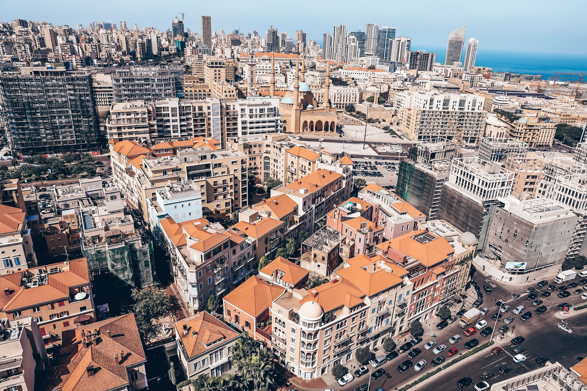 Downtown beirut by greatwhite