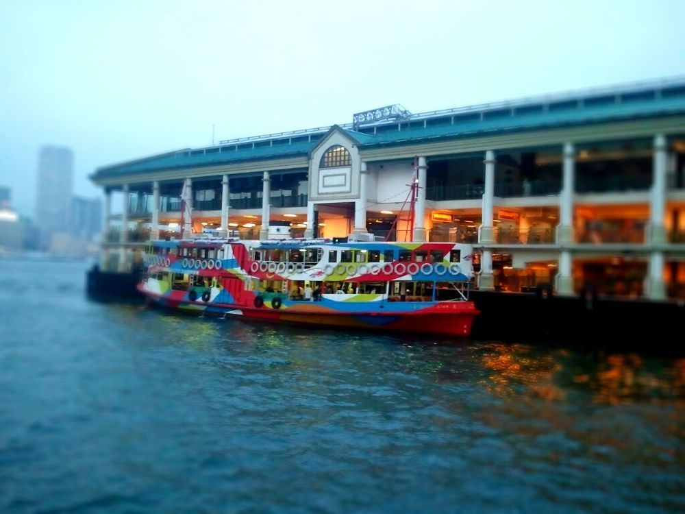 ferry by leocary