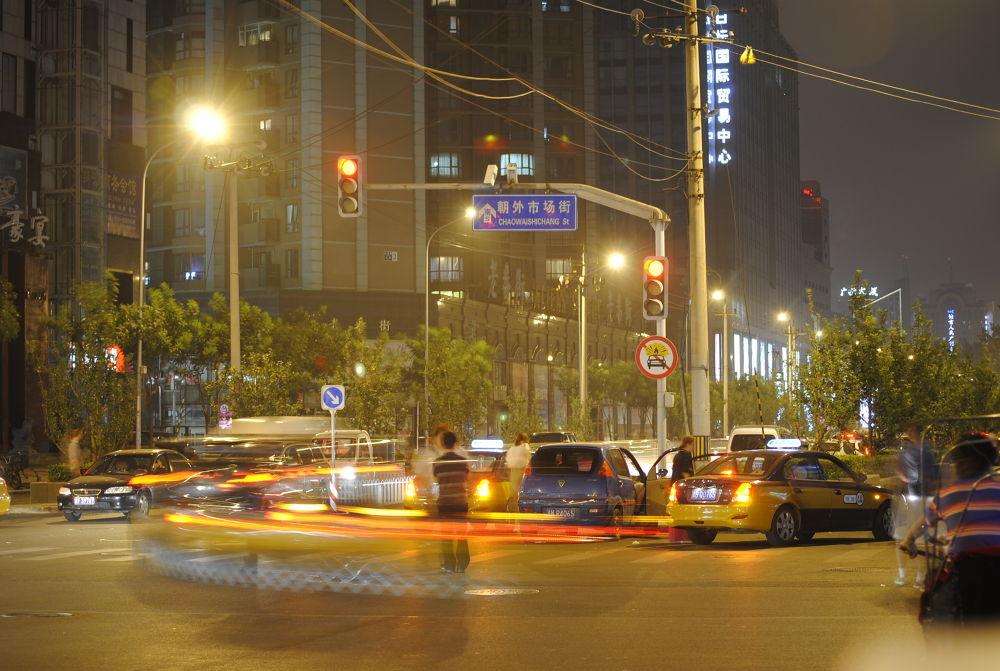 Beijing at Night by PhotoDjo