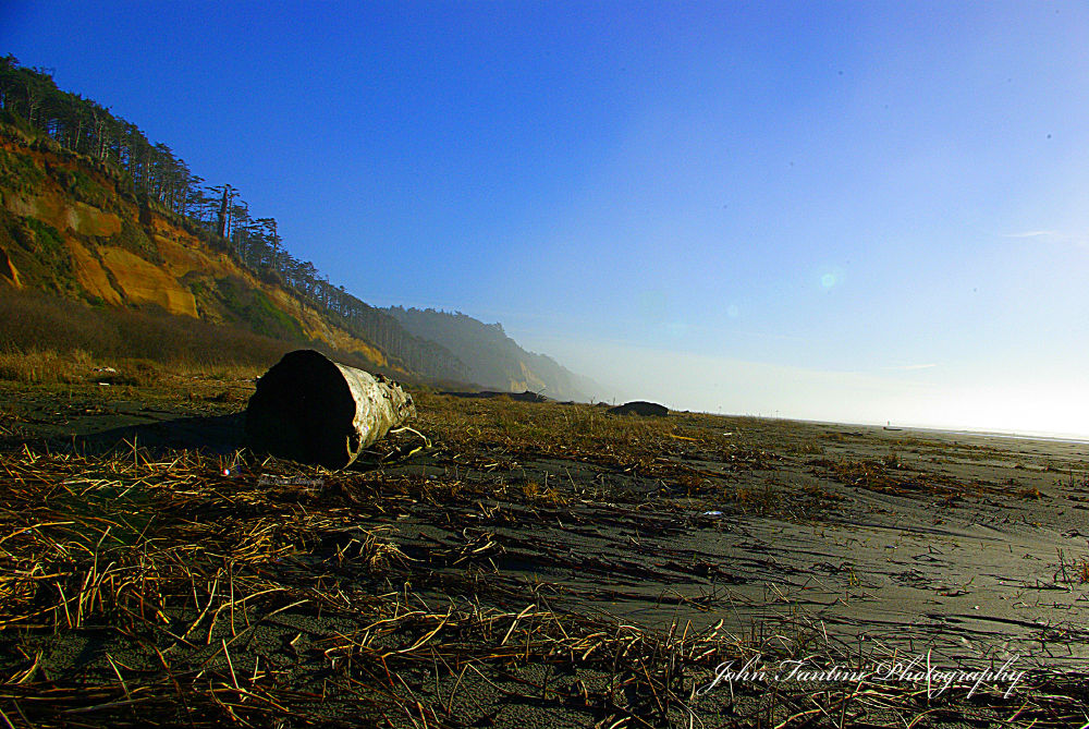 Ocean Shores by JohnFantiniPhotography