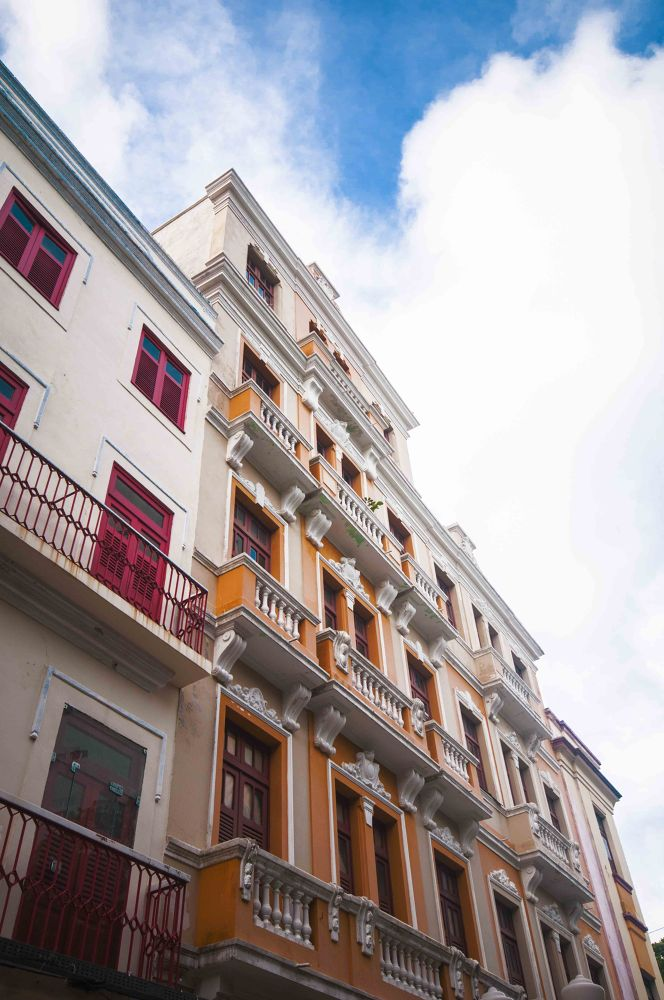Recife Antigo - Rua da Moeda - Recife - Brazil by fabiocmonteiro