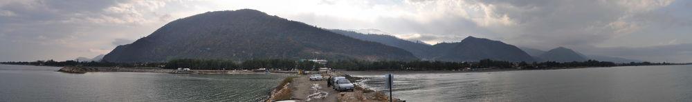 Panorama Ramsar  05 by Amir Dehghani