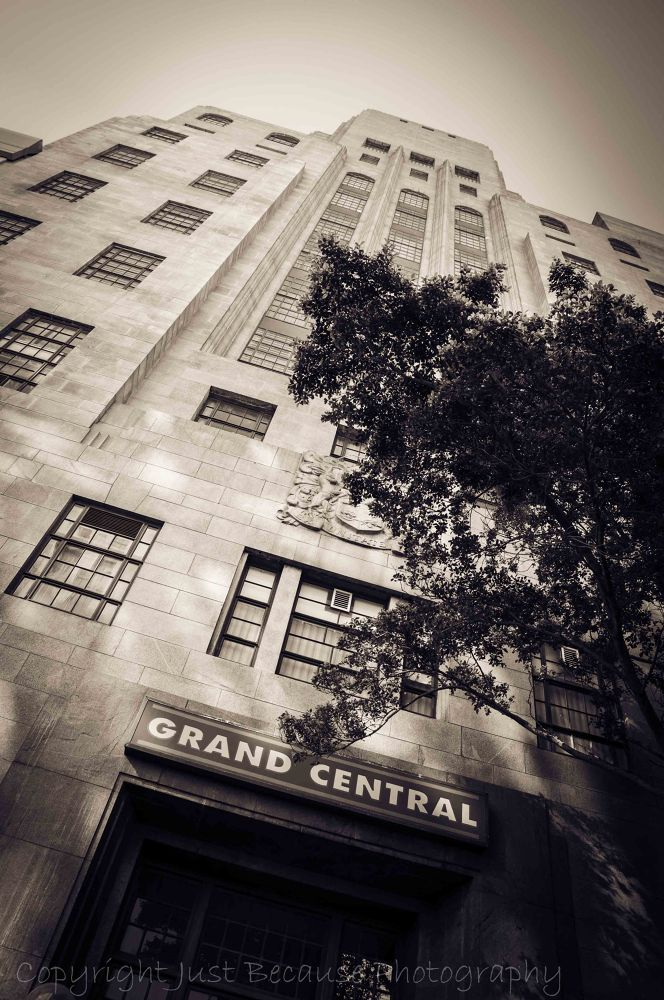 Grand Central by JustBecause