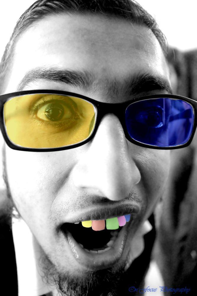 Color Teeth by djrrezwan