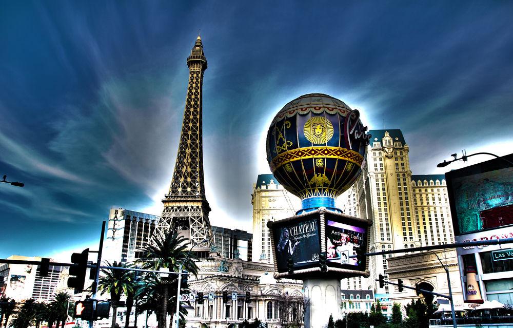 HDR Las Vegas by danielwestermann71