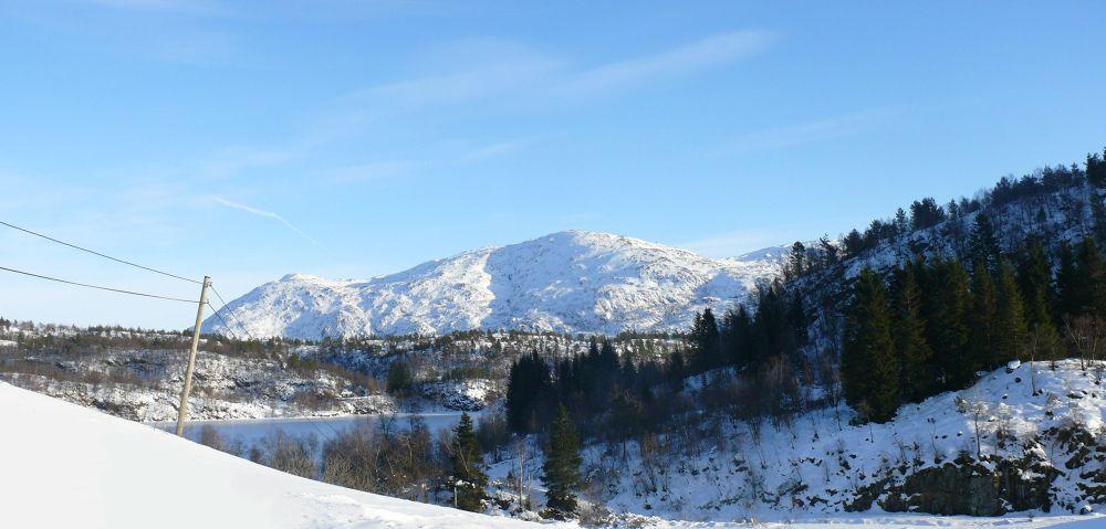 Winter Land by Brandal