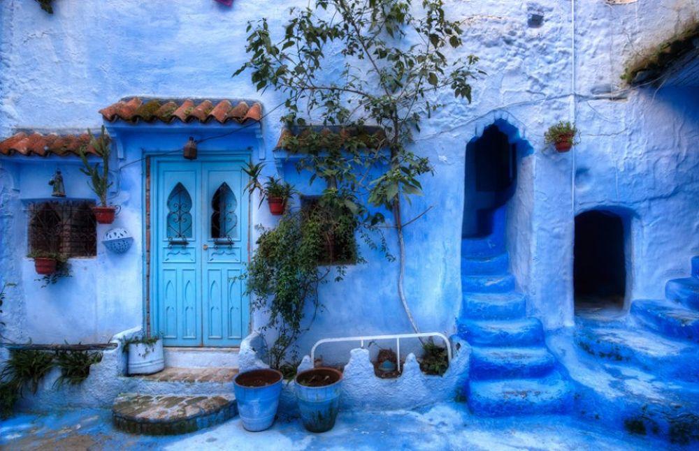 chefchawen; ville nord du maroc by samara