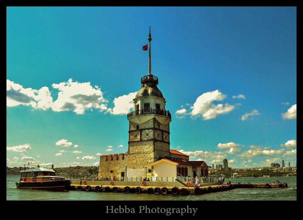 Maiden's Tower (Kız Kulesi) by HebbaPhotography