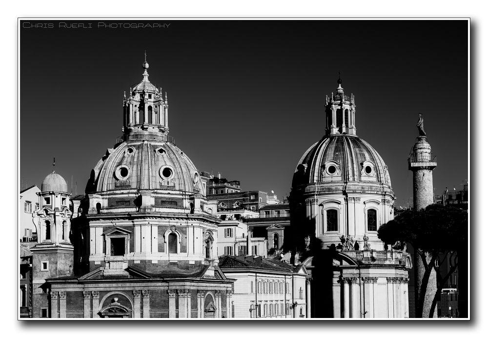 Piazza Venecia by chris-ruefli-photography.com