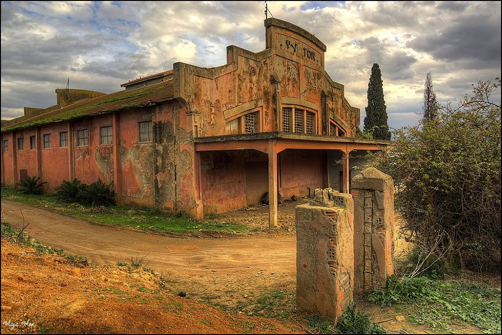 Dilapidated  by magic_med