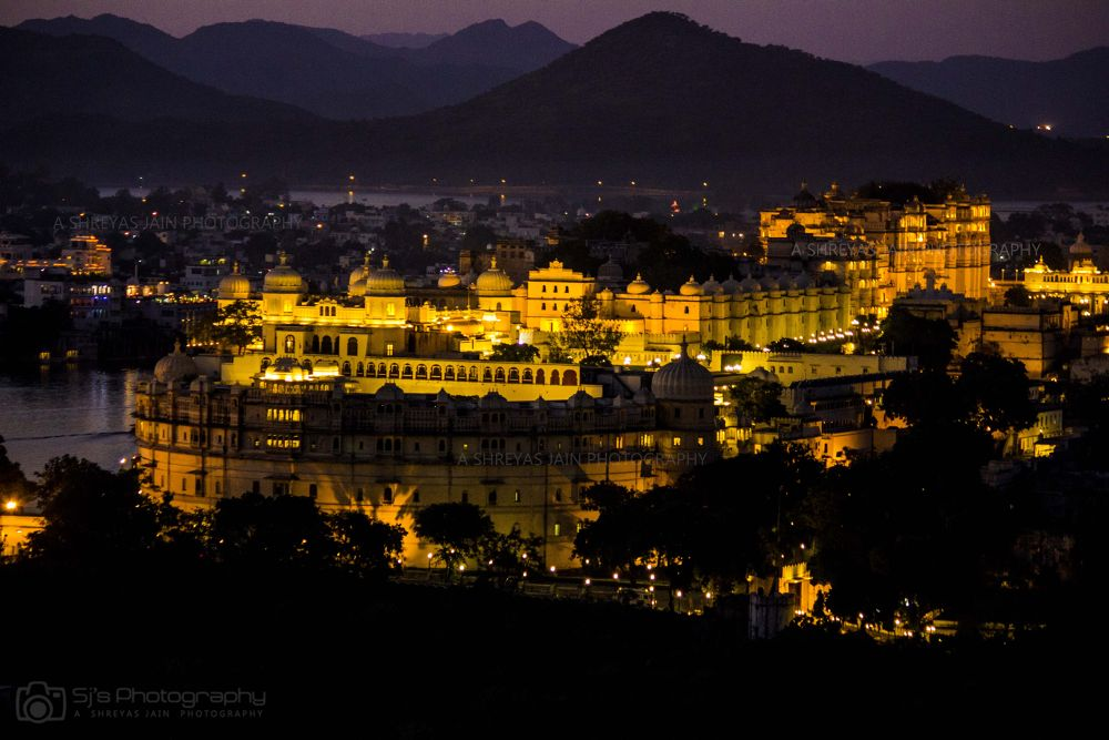 City palace [udaipur] by Shreyas Jain