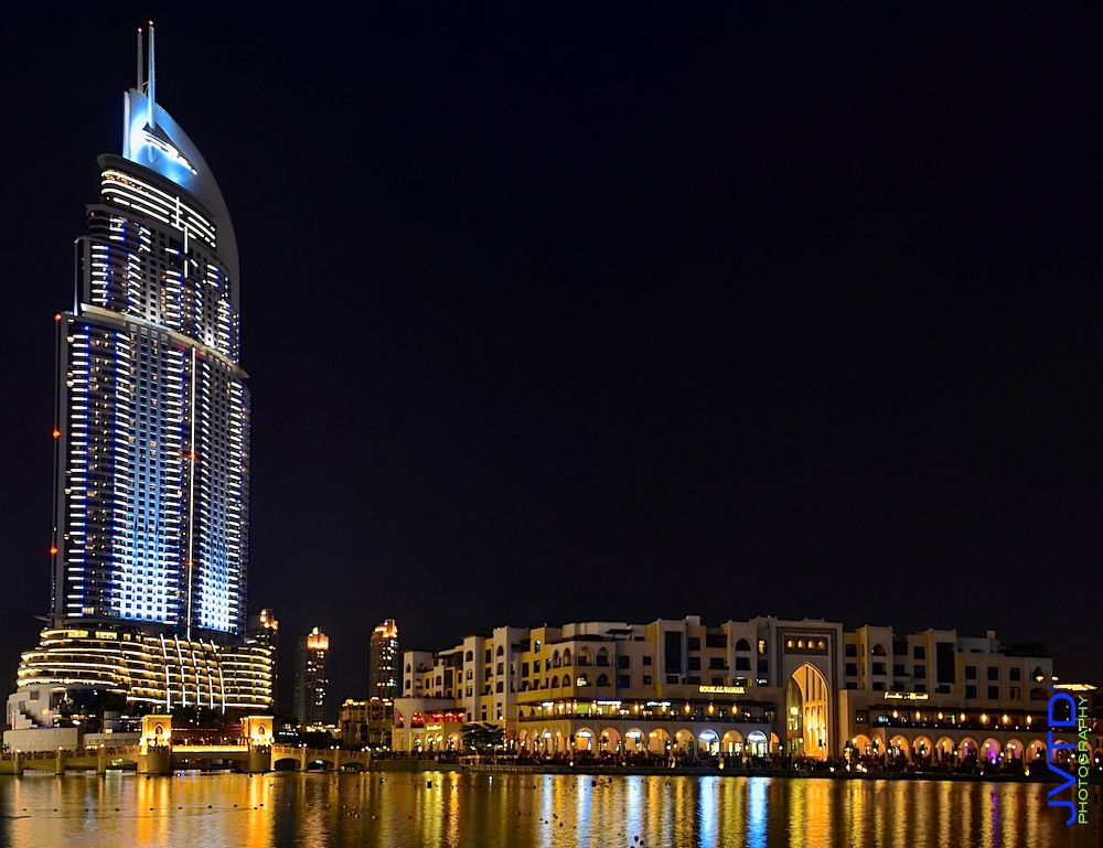 The Address Downtown Dubai... by jvthds
