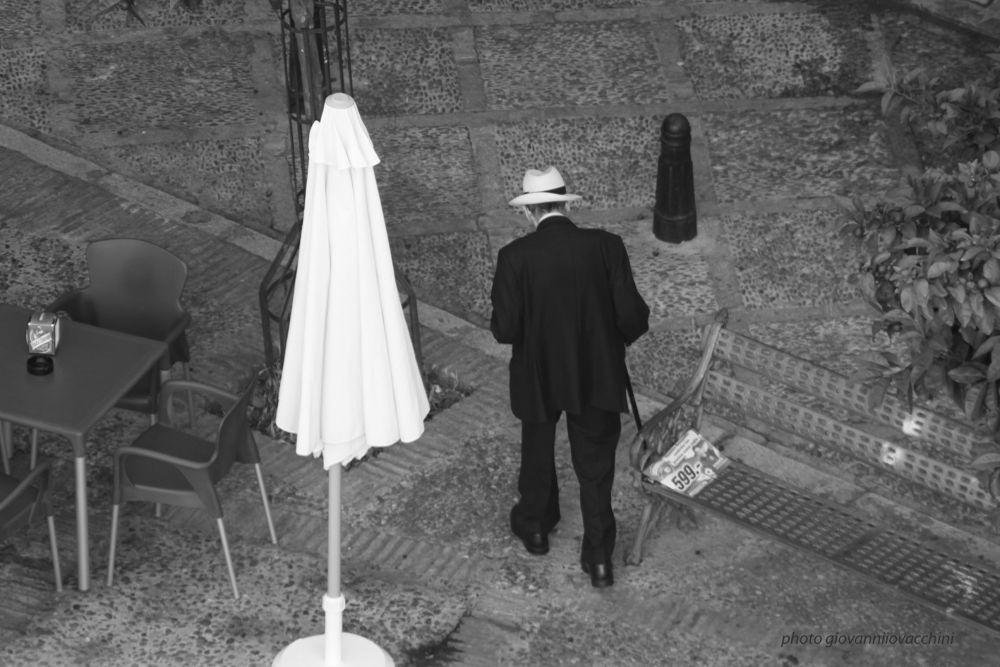 solitudine by Iovacchini Gianni