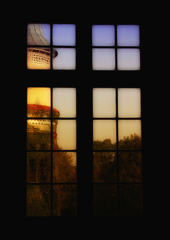 Rear window by TomPiotrowski