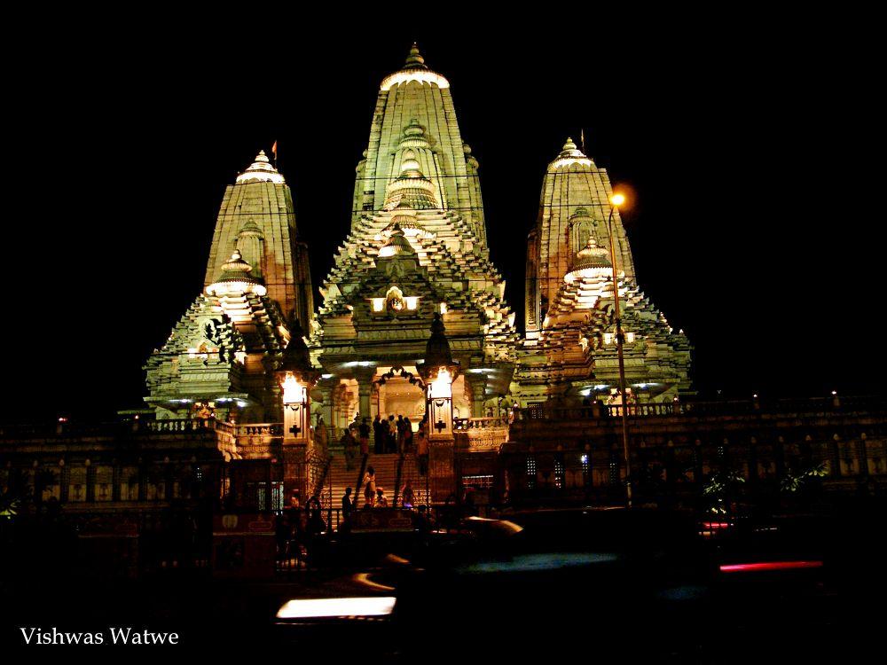 Birla Mandir Kolkata by vishwaswatwe