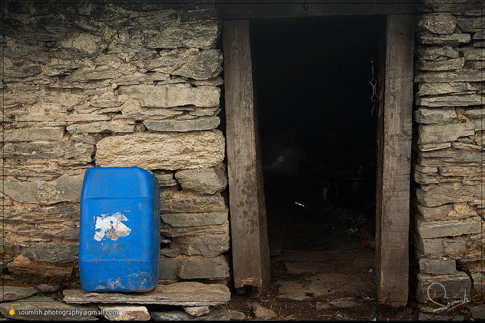 The Stone Hut by HimalayanJoy