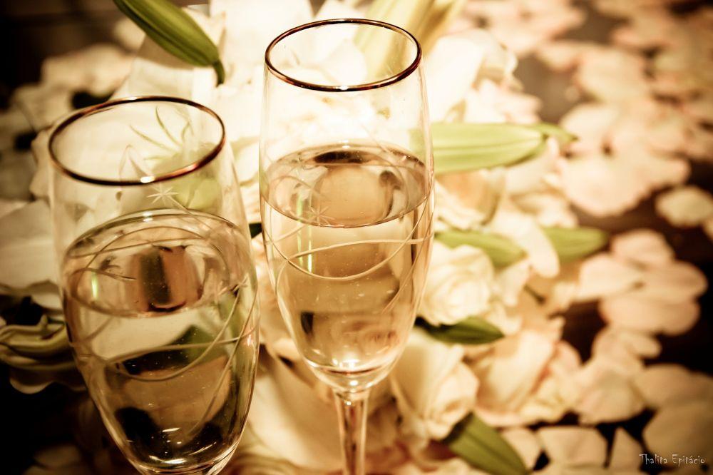 Photo in Random #festa #casamento #taças