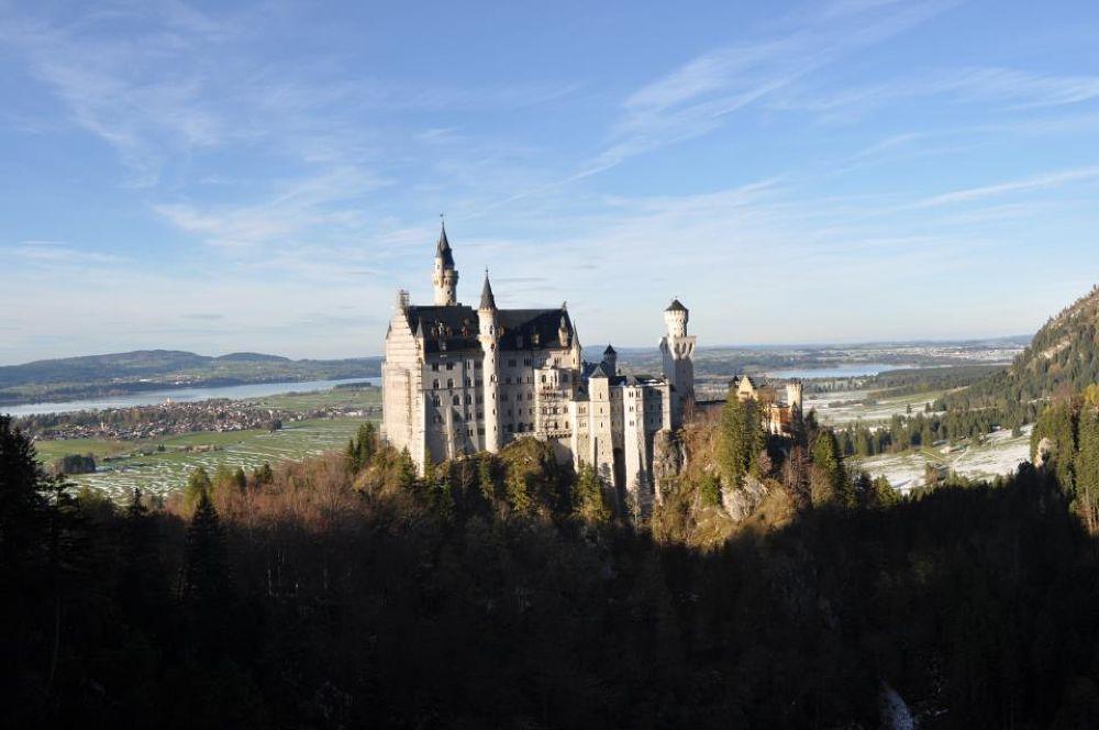 castello di  Neuschwanstein by swami2