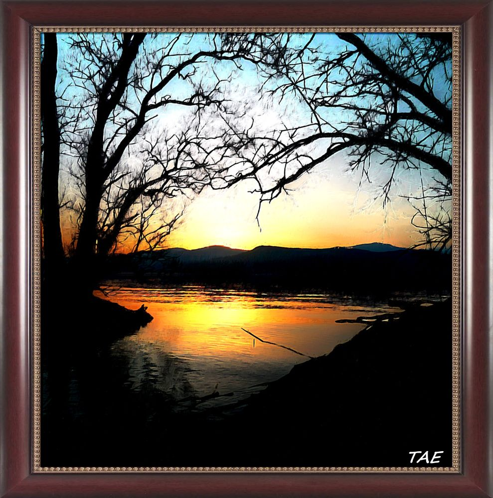 sunsetlago by ThomasEichmann