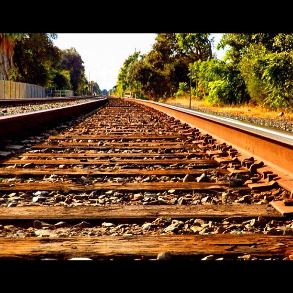 train tracks by ChrisMorris