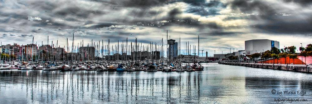 Photo in Random #barcelona #hdr #panoramic