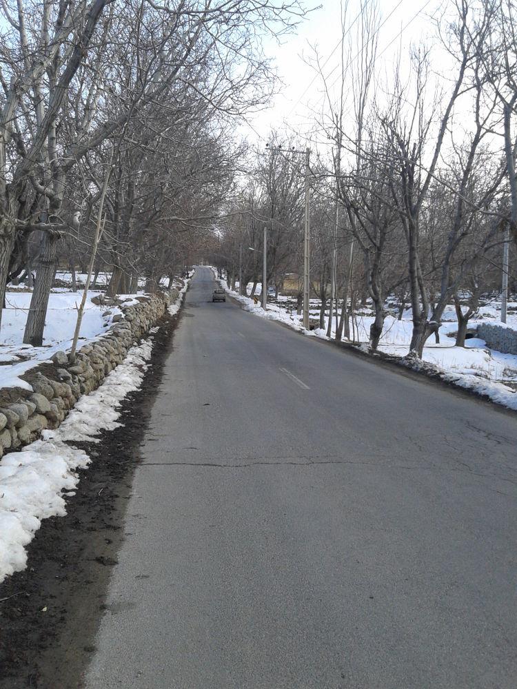 road in Winter by nkargar1356