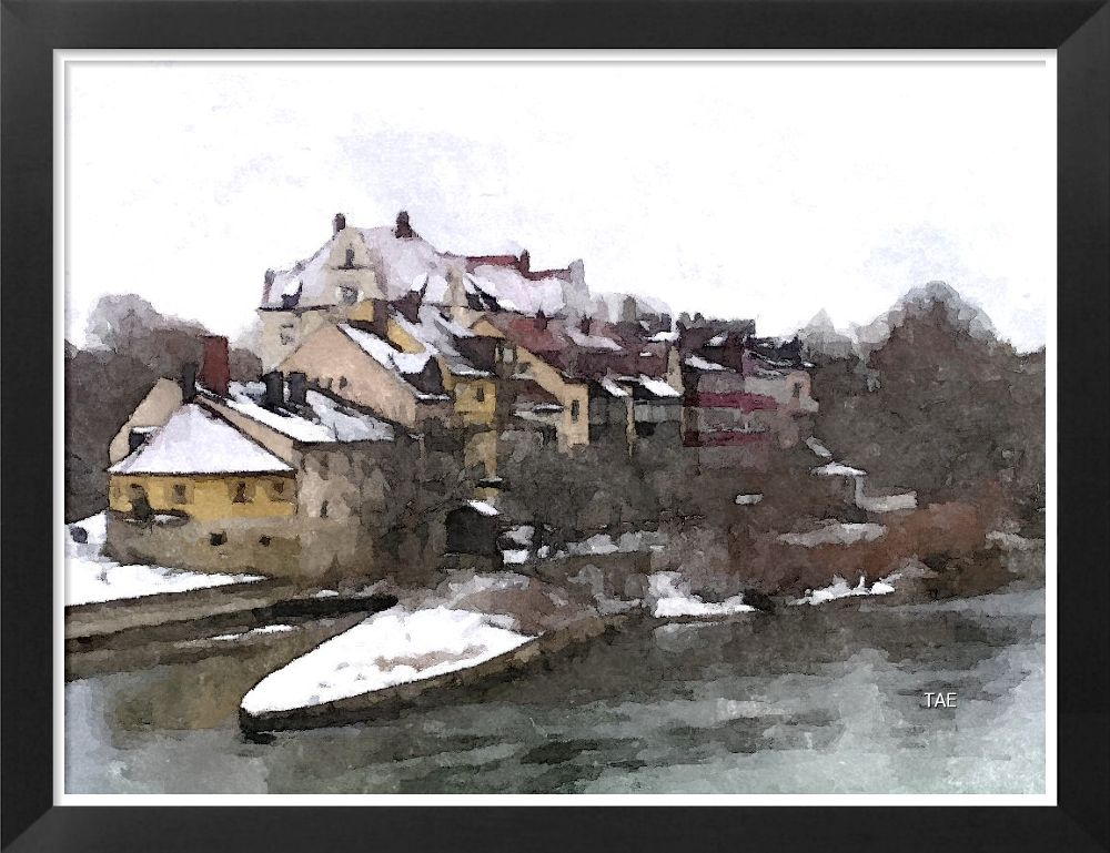 Regensburg by ThomasEichmann