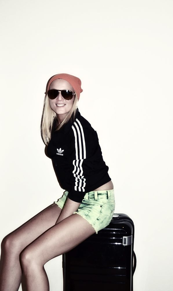 Sport Fashion shoot by alirezarezvani