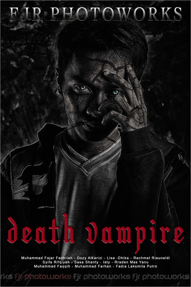 Death Vampire by Fjr Photoworks