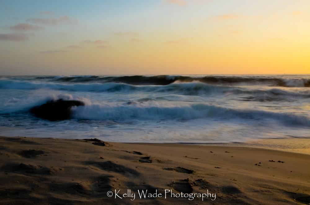 Windansea La Jolla by KellyWadePhotography