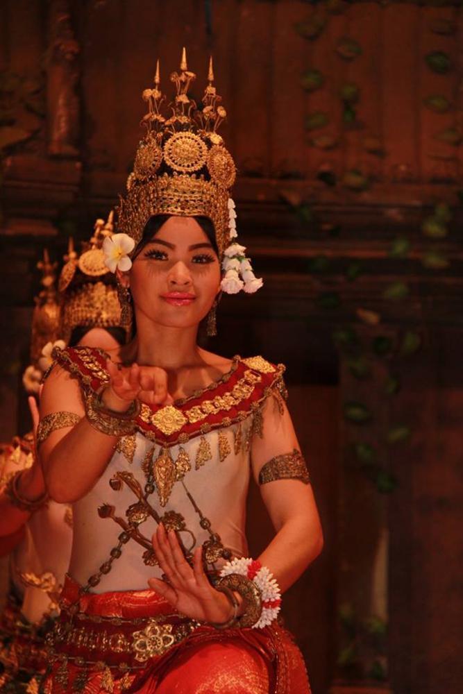 The Apsara by Arvin Jay Gaa