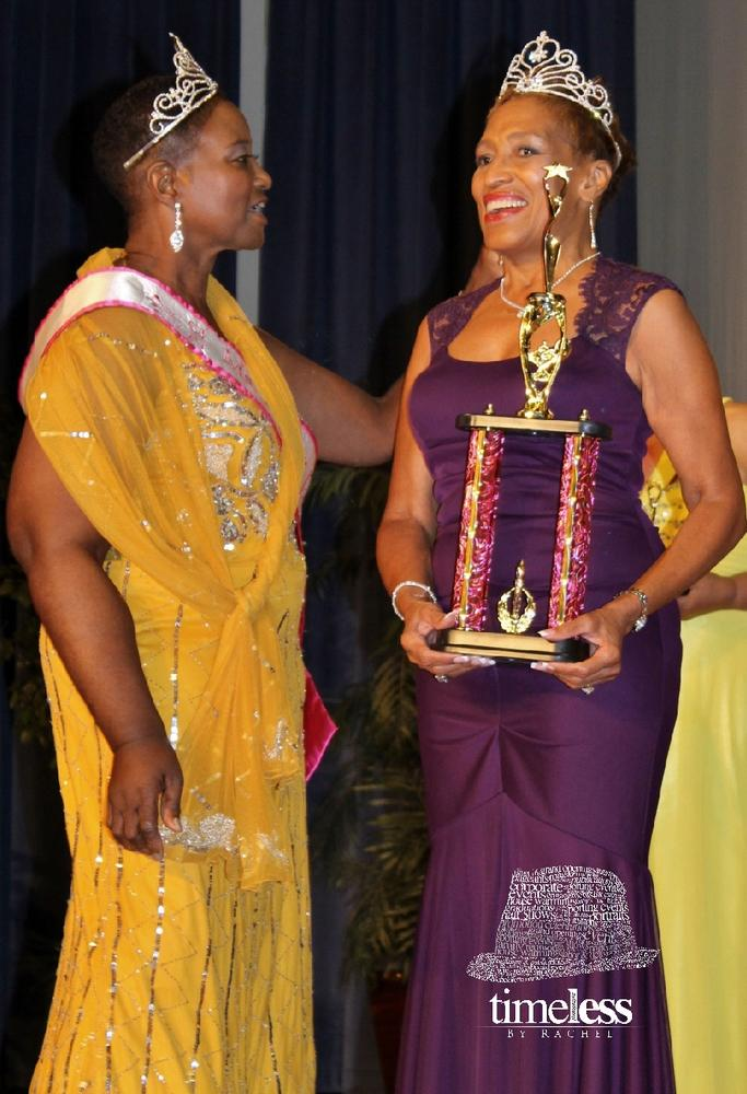 Ms. Senior Jacksonville Pageant 2012's Winner crowns 2013's Winner by Timeless Photographs By Rachel