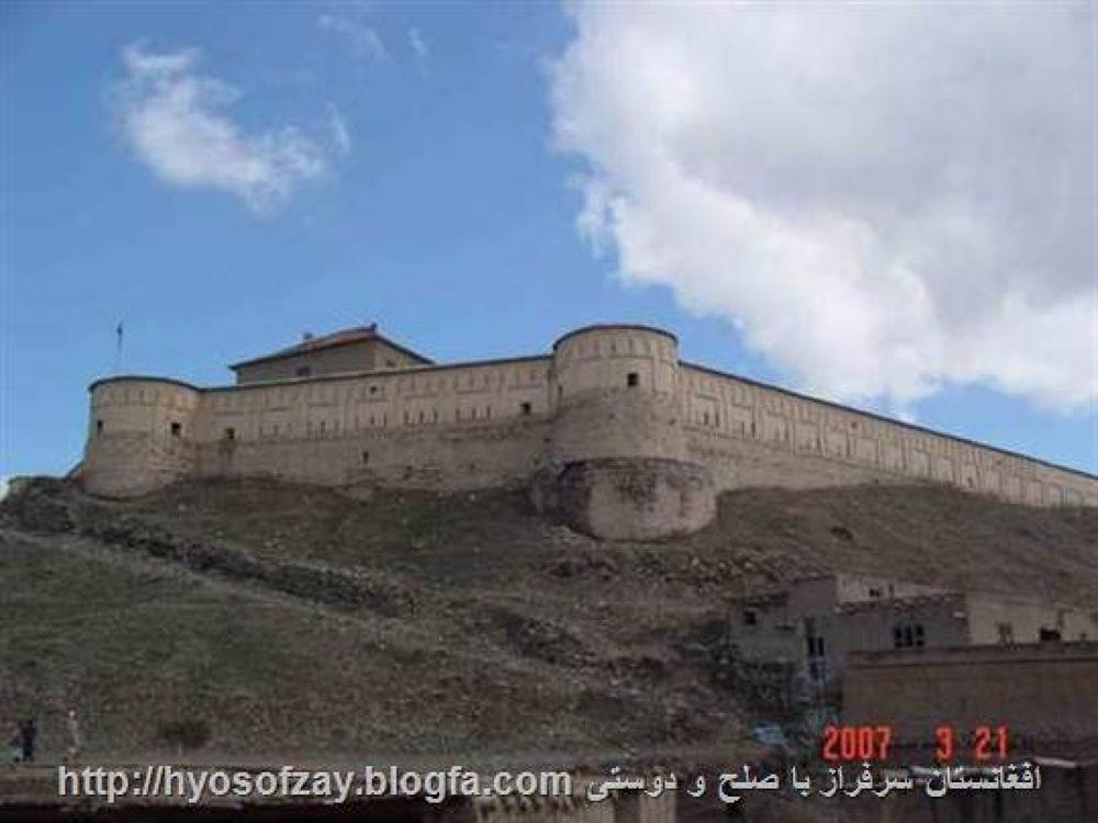 Gardez balahesar by Ab.Majid alamyar by mussawi