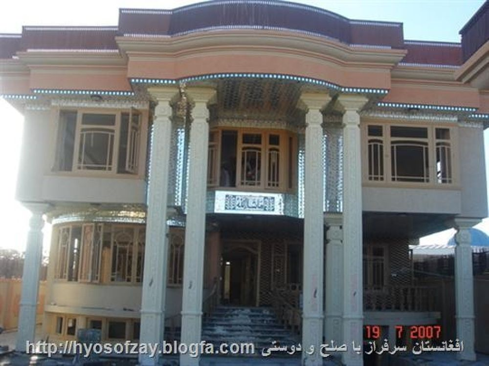 House of Rahim Gardizi In Gardez by mussawi