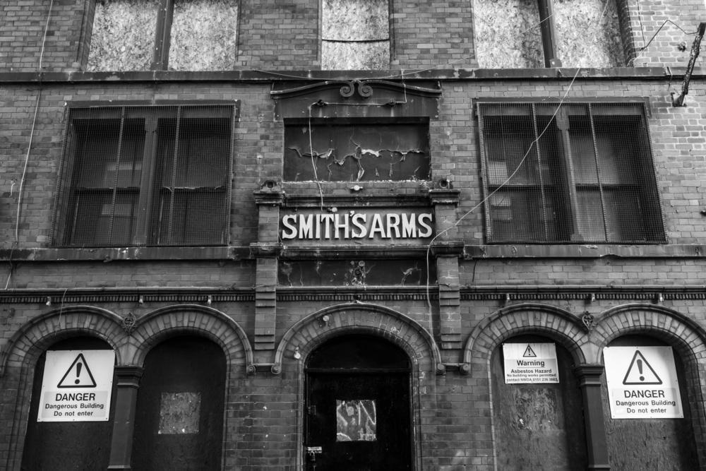 Smiths Arms by Paul Grogan