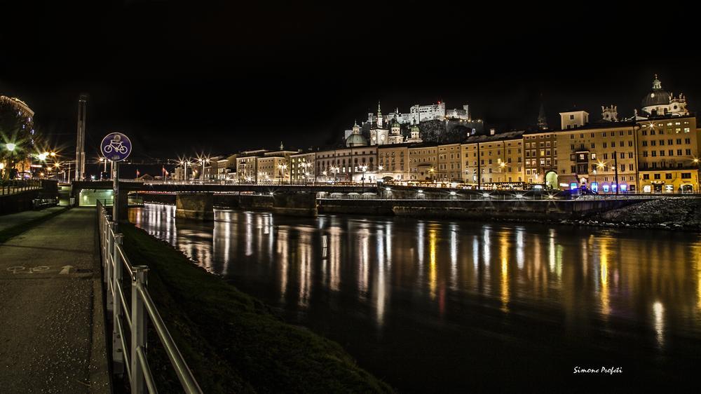 Salisburgo by night by SimoneProfeti_Pt
