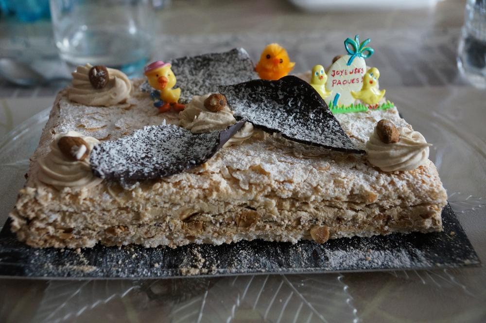 herblinois cake, Saint herblain, loire atlantique, France by Sandrine Mathilda