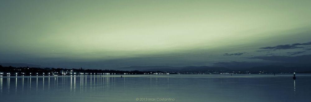 Photo in Landscape #peschiera #lago di garda #garda's lake #max costantino #masco #landscape #italy #sunset