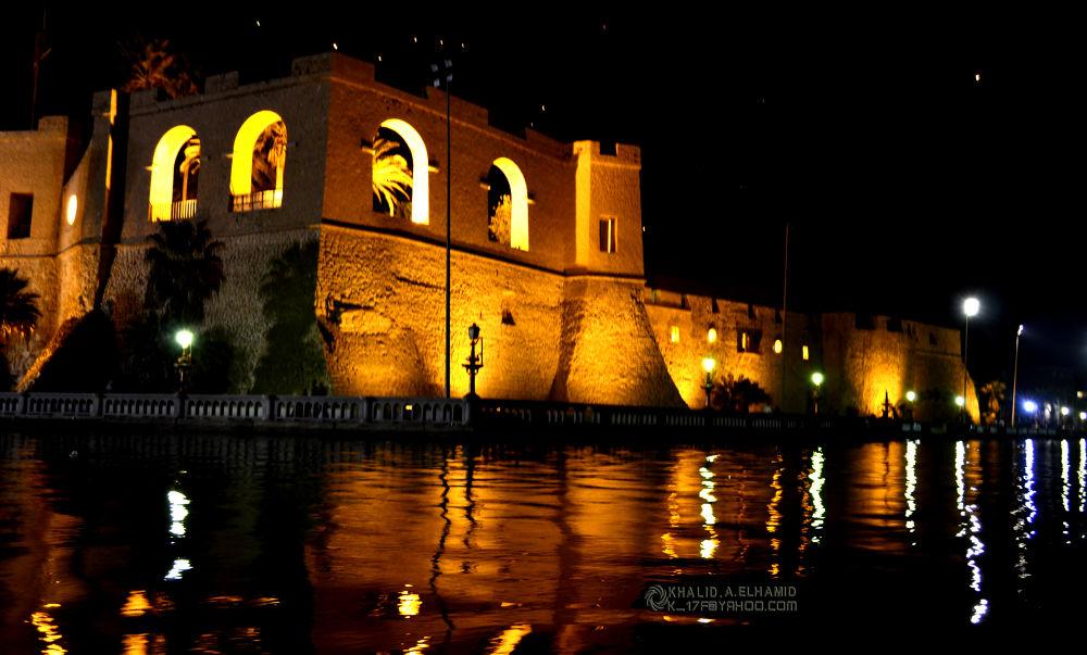 Assaraya Alhamra Museum by Khalid Elserari