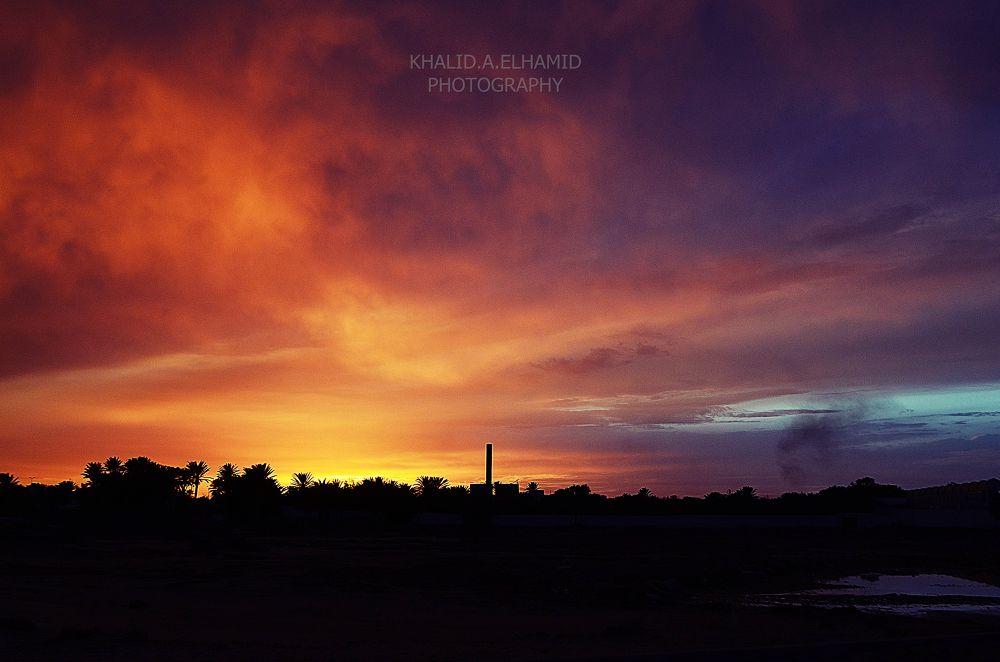 Untitled by Khalid Elserari