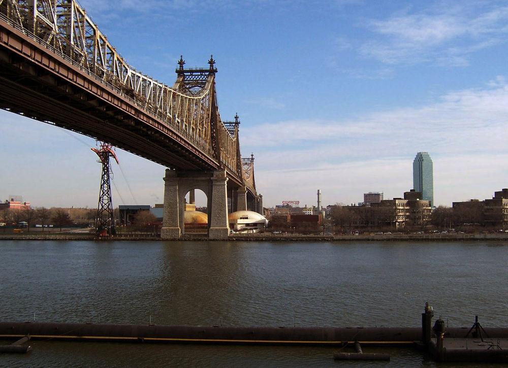 Bridge over Hudson  by Jozef Kujundzic